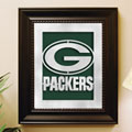 Green Bay Packers NFL Laser Cut Framed Logo Wall Art