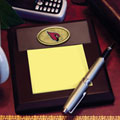 Arizona Cardinals NFL Memo Pad Holder