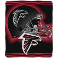 "Atlanta Falcons NFL ""Tonal"" 50"" x 60"" Super Plush Throw"