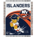 "New York Islanders NHL Baby 36"" x 46"" Triple Woven Jacquard Throw"