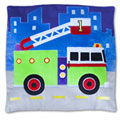 Heroes Plush Throw Pillow