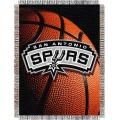 "San Antonio Spurs NBA ""Photo Real"" 48"" x 60"" Tapestry Throw"