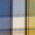 Basket Fabric by the Yard - Plaid