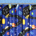 Out Of This World Shower Curtain