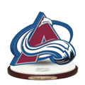 Colorado Avalanche NHL Logo Figurine