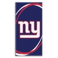 "New York Giants NFL 30"" x 60"" Terry Beach Towel"