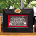 "Detroit Redwings NHL 8"" x 10"" Black Horizontal Picture Frame"