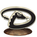 Arizona Diamondbacks MLB Logo Figurine