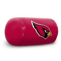 "Arizona Cardinals NFL 14"" x 8"" Beaded Spandex Bolster Pillow"