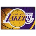 "Los Angeles Lakers NBA 39"" x 59"" Tufted Rug"
