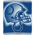 "Indianapolis Colts NFL ""Tonal"" 50"" x 60"" Super Plush Throw"