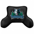 "Minnesota Timberwolves NBA 20"" x 12"" Cotton Duck Bed Rest"