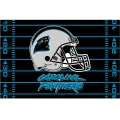 "Carolina Panthers NFL 39"" x 59"" Tufted Rug"