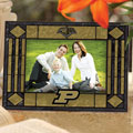 "Purdue Boilermakers NCAA College 6.5"" x 9"" Horizontal Art-Glass Frame"