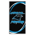 "Carolina Panthers NFL 30"" x 60"" Terry Beach Towel"