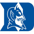 Duke Blue Devils Logo Fathead NCAA Wall Graphic