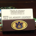 Auburn Tigers NCAA College Business Card Holder
