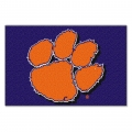 "Clemson Tigers NCAA College 39"" x 59"" Acrylic Tufted Rug"