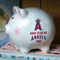 Los Angeles Anaheim Angels MLB Ceramic Piggy Bank