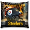 "Pittsburgh Steelers NFL 18"" Photo-Real Pillow"