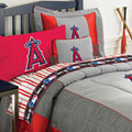 LA Angels of Anaheim Authentic Team Jersey Valance