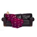 Miami Heat NBA The Comfy Throw� by Northwest�