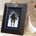 "Vancouver Canucks NHL 10"" x 8"" Black Vertical Picture Frame"