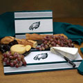 Philadelphia Eagles NFL Glass Cutting Board Set