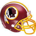 Washington Redskins Helmet Fathead NFL Wall Graphic