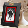 "Detroit Redwings NHL 10"" x 8"" Black Vertical Picture Frame"