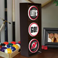 New Jersey Devils NHL Stop Light Table Lamp