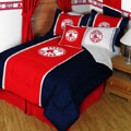 Boston Red Sox MLB Microsuede Comforter