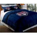 "Washington Nationals MLB Twin Chenille Embroidered Comforter Set with 2 Shams 64"" x 86"""