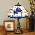 Detroit Lions NFL Stained Glass Tiffany Table Lamp