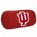 "Indiana Hoosiers NCAA College 14"" x 8"" Beaded Spandex Bolster Pillow"