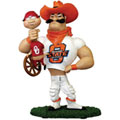 Oklahoma State Cowboys NCAA College Rivalry Mascot Figurine