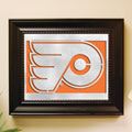 Philadelphia Flyers NHL Laser Cut Framed Logo Wall Art