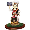 Oklahoma State Cowboys NCAA College Soup of the Day Mascot Figurine