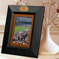 "Clemson Tigers NCAA College 10"" x 8"" Black Vertical Picture Frame"
