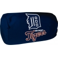 "Detroit Tigers MLB 14"" x 8"" Beaded Spandex Bolster Pillow"