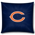 "Chicago Bears NFL 18"" Toss Pillow"