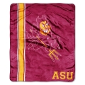 "Arizona State Sun Devils College ""Jersey"" 50"" x 60"" Raschel Throw"