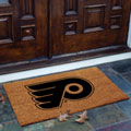 Philadelphia Flyers NHL Rectangular Outdoor Flocked Door Mat