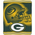 "Green Bay Packers NFL ""Tonal"" 50"" x 60"" Super Plush Throw"