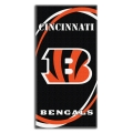 "Cincinnati Bengals NFL 30"" x 60"" Terry Beach Towel"