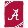 "Alabama Crimson Tide College ""Force"" 60"" x 80"" Super Plush Throw"