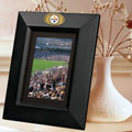 "Pittsburgh Steelers NFL 10"" x 8"" Black Vertical Picture Frame"
