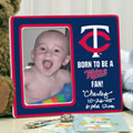 Minnesota Twins MLB Ceramic Picture Frame