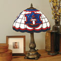 Auburn Tigers NCAA College Stained Glass Tiffany Table Lamp