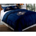 "Milwaukee Brewers MLB Twin Chenille Embroidered Comforter Set with 2 Shams 64"" x 86"""